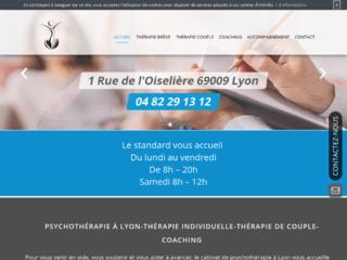 Thérapie pour enfant à Lyon