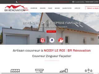 Toiture : BR Rénovation à Noisy-le-Roi (78)