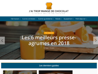 Le blog des gourmands