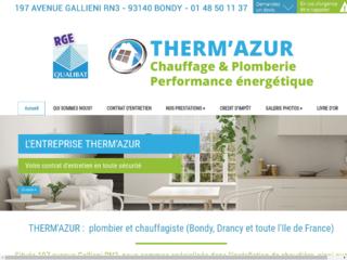 Chauffages : Therm Azur à Bondy (93)