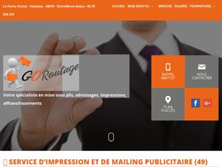 Service de mailing Anjou