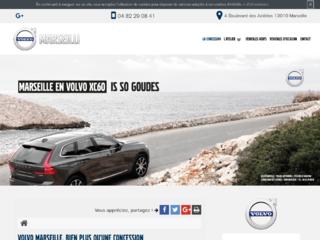 Concessionaire Volvo à Marseille, Volvo Marseille