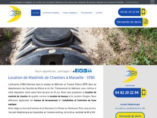Entreprise de travaux de terrassement à Marseille
