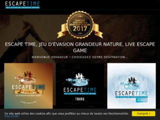Live escape game Tours