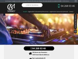 Société événementielle à Liège : Groupe Martin