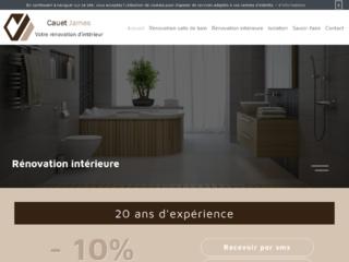 Rénovation de cuisine et de salle de bain au Cannet, JC Déco