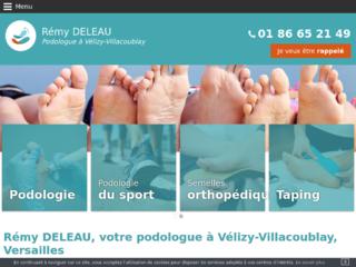 Cabinet de pédicurie-podologie à Vélizy-Villacoublay