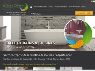 Rénovation : Alpes Rénov à Seyssinet-Pariset (38)