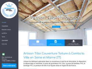 Couverture : Tilloi Rénovation à Combs-la-ville (77)