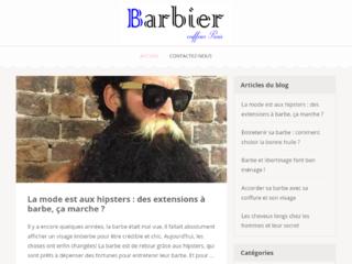 Barbier Coiffeur à Paris