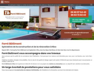 Entreprise de construction de maisons Nice