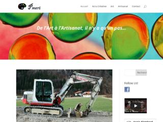 Pmart, blog sur l'art et l'artisanat