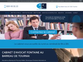 Avocat en droit du bail à Tournai