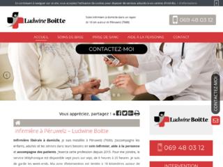 Des services de soin infirmier à Tournai