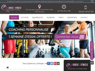 Salle de sport et fitness à Marseille, House Fitness