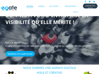 Agence web - Agence marketing digital - Agence SEO