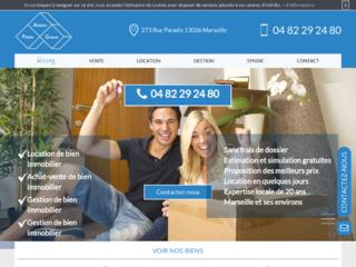 Agence immobilière à Marseille, Perier Giraud