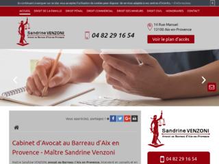Votre avocat en droit pénal à Aix en provence
