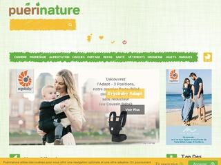 Des accessoires de puériculture bio et naturels
