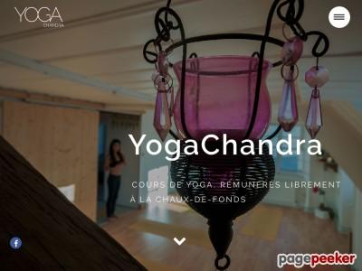 Cours de yoga - YogaChandra
