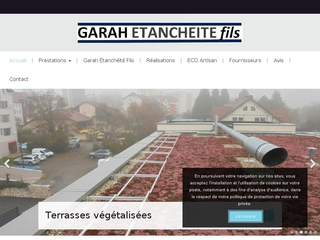 Garah Etanchéité Fils : un artisan à votre écoute