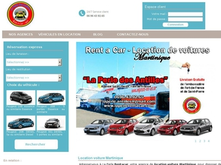 La Perle Rent a Car