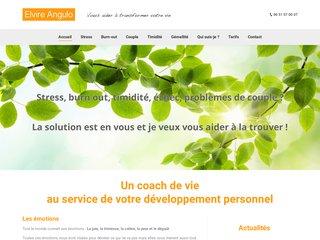 Coach de vie en développement personnel - Elvire Angulo Perpignan