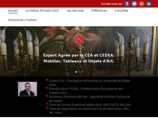 Expertise meuble Ile de France - Expertise antiquités 75