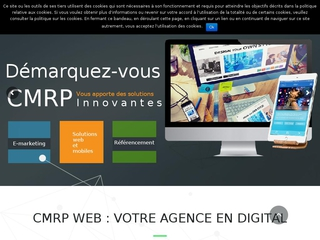 Agence web Montargis - CMRP WEB