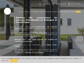 Maisons CBI :constructeur de maisons individuelles de qualité