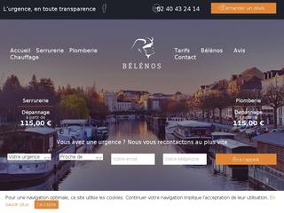 Serrurier Nantes : Bélénos artisan pour des dépannages de qualité