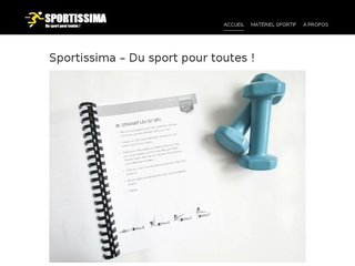 Sportissima – Du sport pour toutes !