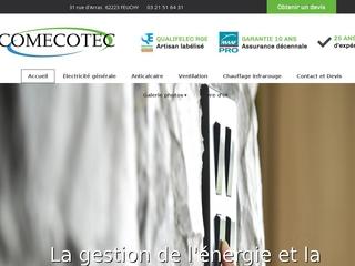 Comecotec, électricité générale à Saint Laurent Blangy