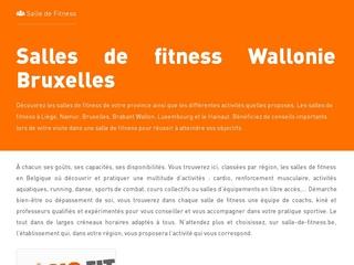 Salle de fitness : trouvez votre salle idéale à Liège