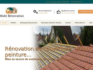 Multi rénovation, entreprise de second oeuvre pour les particuliers, Hérault 34