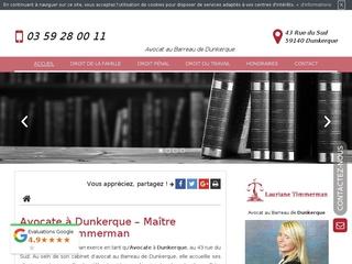 Votre avocat en droit du travail à Dunkerque