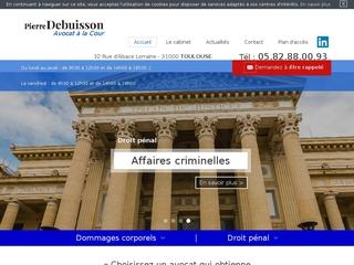 Cabinet d'avocat dommage corporel à Toulouse
