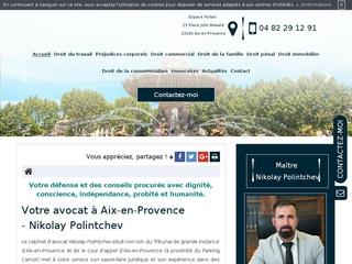 Votre avocat en droit du travail à Aix-en-Provence