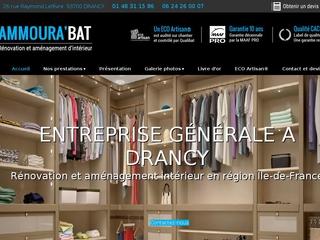 Rénovation : Ammoura'Bat à Drancy (93)