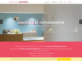 Dentiste Boulogne Billancourt - Cabinet de la Grand-Place
