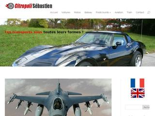 Citropolis, un blog pour tous les moyens de transport