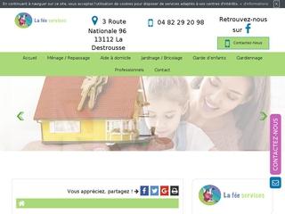 Agence de nettoyage à Bouches-du-Rhône