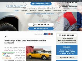 Votre Carrosserie Auto à Presles-en-Brie