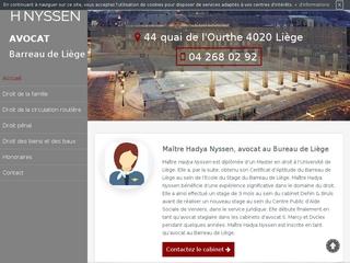 Votre avocat au Barreau de Liège
