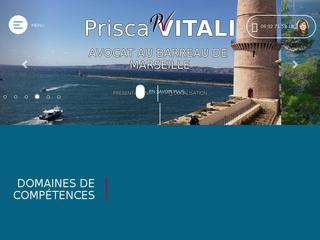 Prisca VITALI, Droit Pénal à Marseille