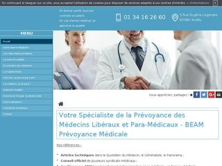 Spécialiste de la prévoyance des médecins libéraux à Andilly