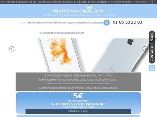 Réparation de smartphone à Levallois-Perret