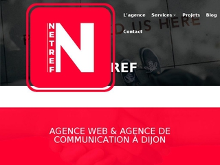 agence de communication Netref