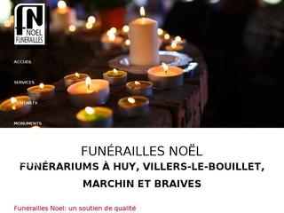 Funérailles Noël : votre funérarium à proximité de Wanze