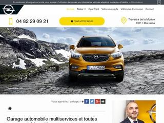 Trouver un centre de réparation auto à Marseille